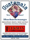 Guatemalan - Hue Hue Tenango Region